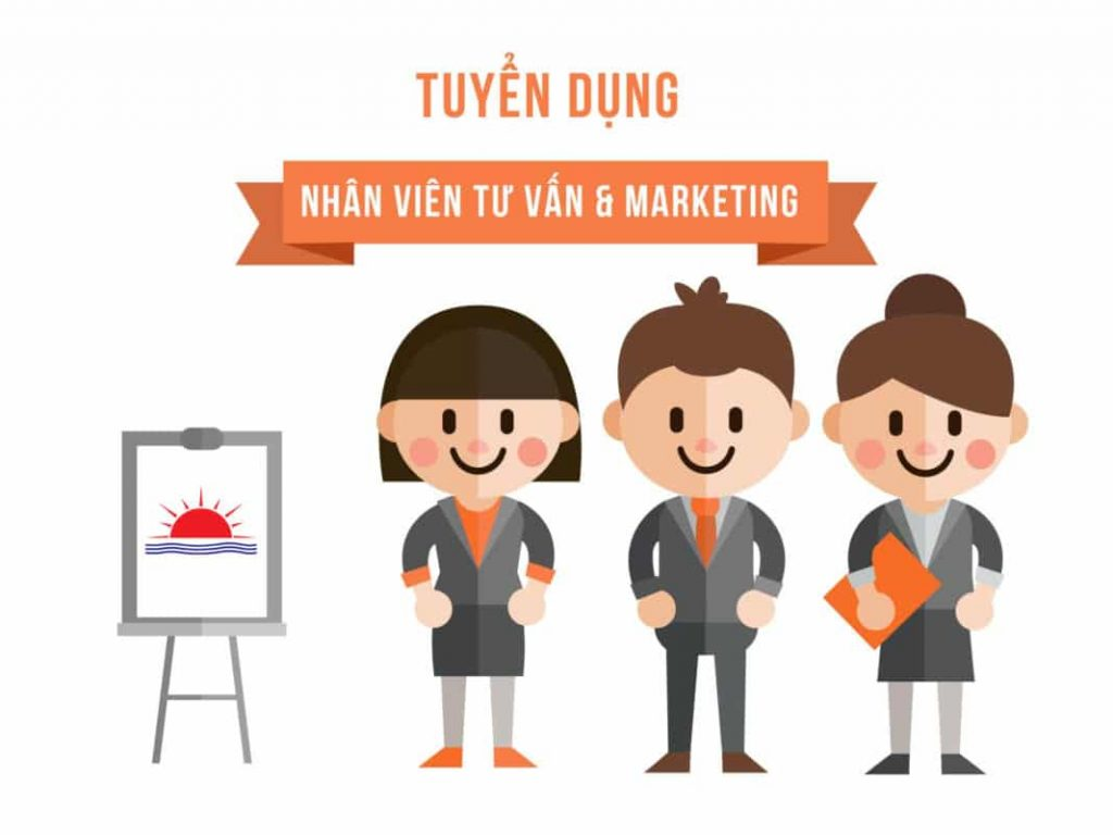 tuyen dung marketing online